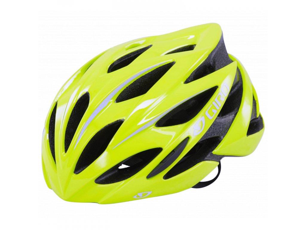 Giro SAVANT - highlight yellow, 2018