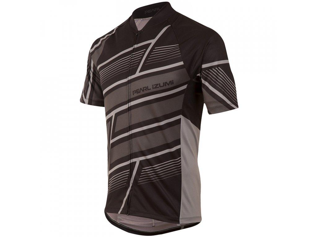 PEARL iZUMi MTB LTD dres - černá