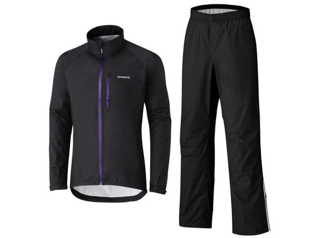 Shimano EXPLORER RAIN bunda + kalhoty