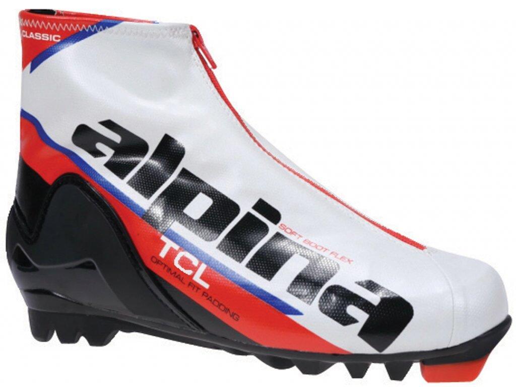 Alpina TCL - black/white/red 18/19