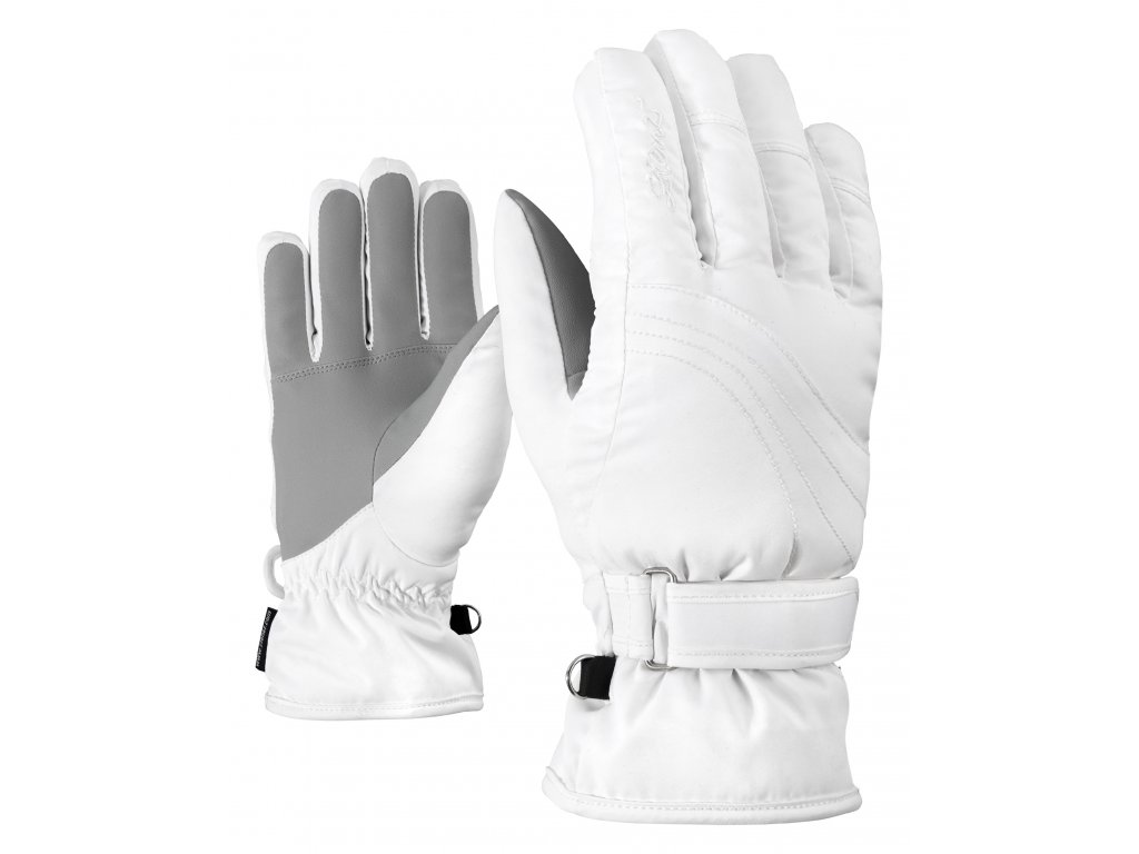 Ziener KONNY AS® LADY GLOVE - white