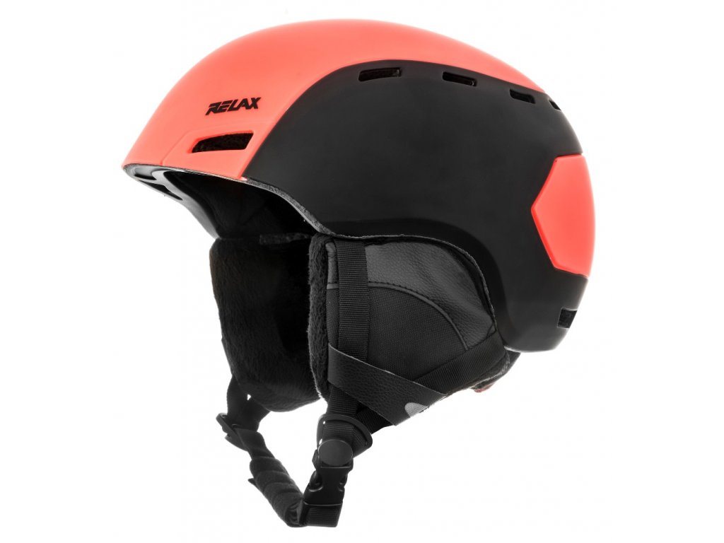 Lyžařská helma Relax COMBO RH25F