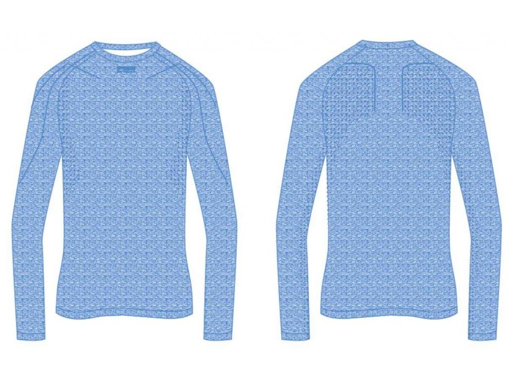 Relax ATF303A BASSY - blue melange