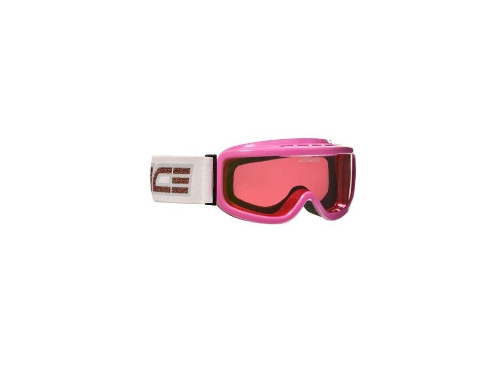 Dětské lyžařské brýle Salice 778A fuchsia/amethyst