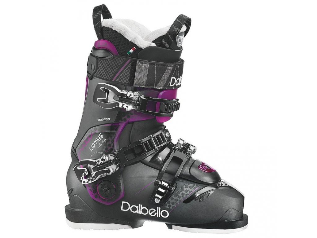 Dalbello KRYPTON 2 LOTUS LS  - black/fuxia transparent