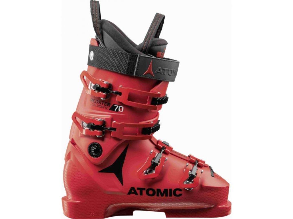 Lyžařské boty Atomic REDSTER CLUB SPORT 70 LC