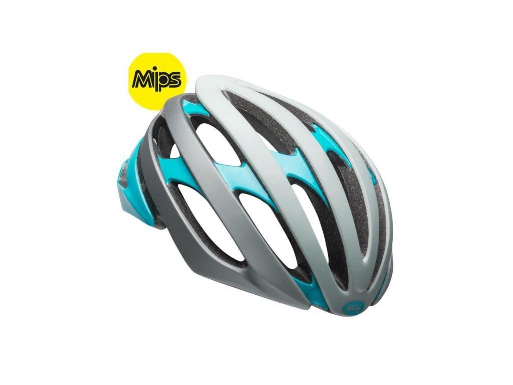 Cyklistická helma Bell STRATUS MIPS - gloss/matte smoke/gunmetal