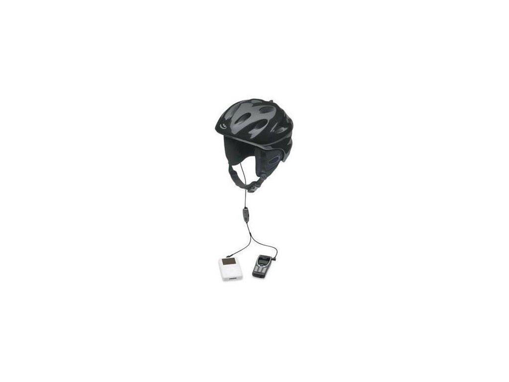 Lyžařská helma Giro FUSE AUDIO SERIERS II 06
