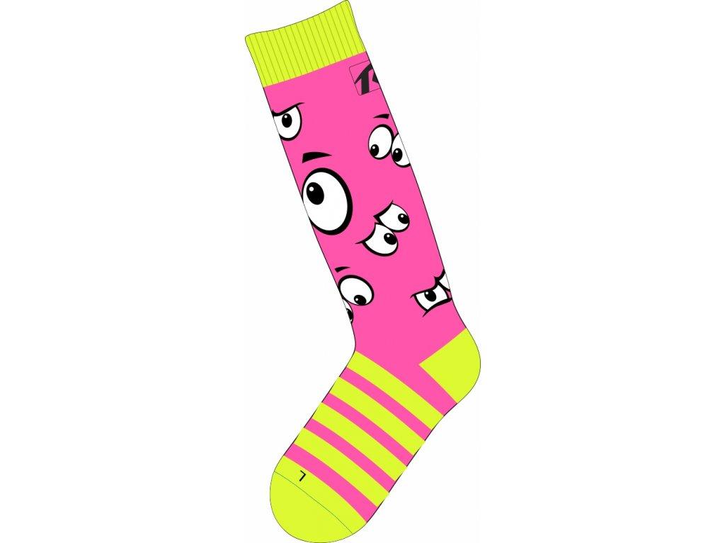 Lyžařské ponožky RELAX HAPPY RSO35A