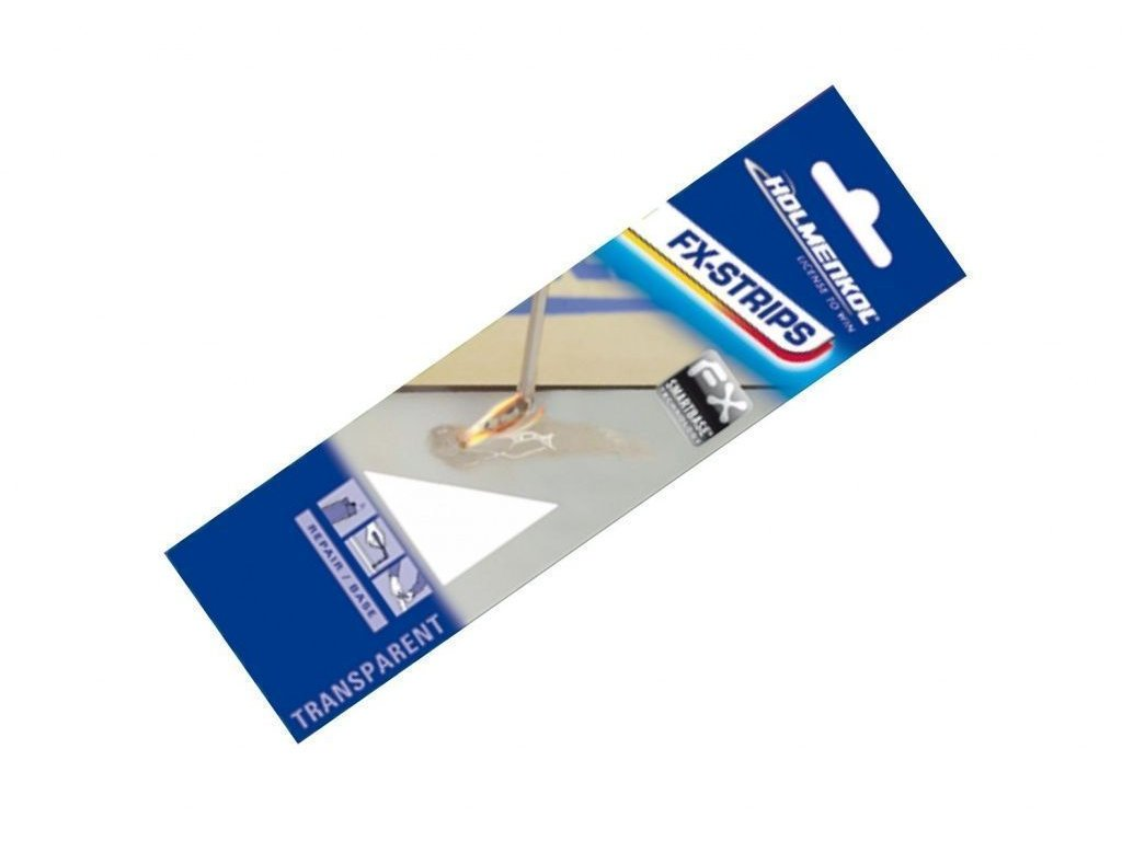 Strips Holmenkol FX REPAIR STRIPS Transparent