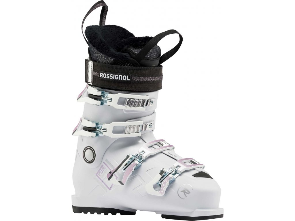 rossignol pure comfort 60 white grey 18 19 34912