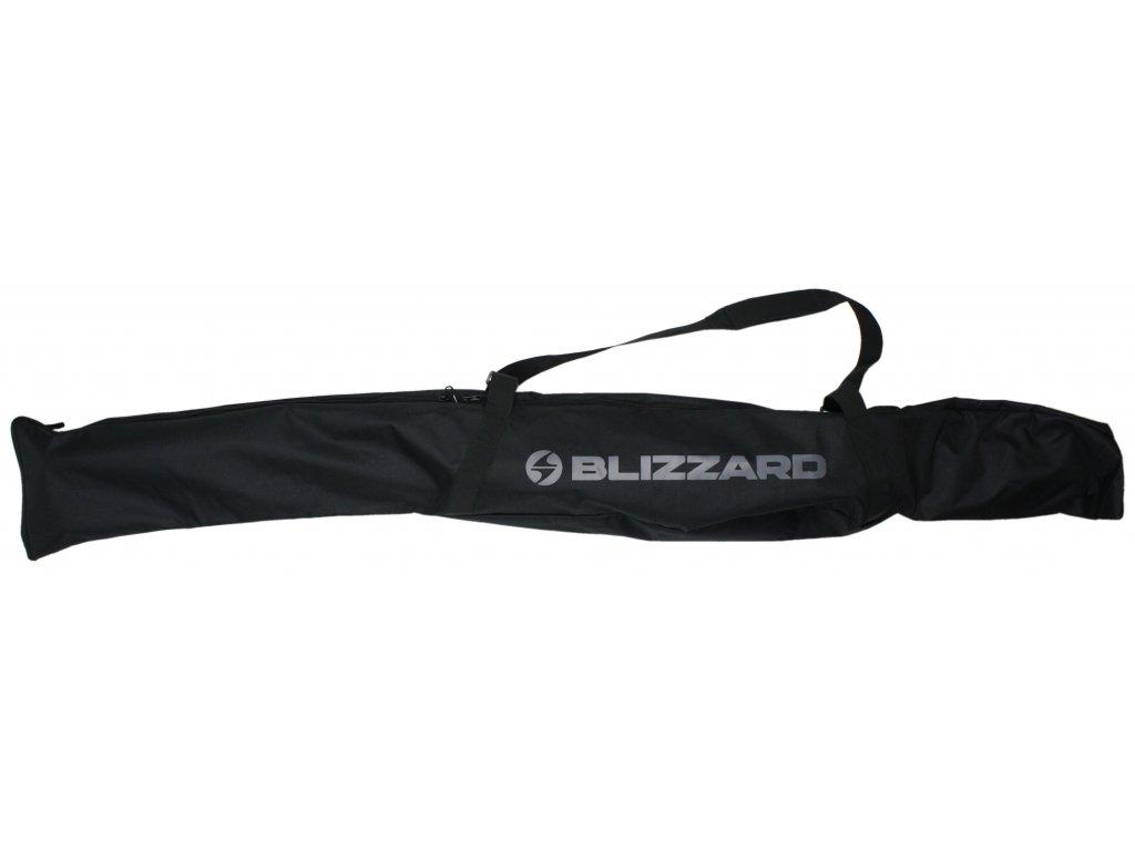 Blizzard SKI BAG for 1 pair black/ silver 160-180 cm