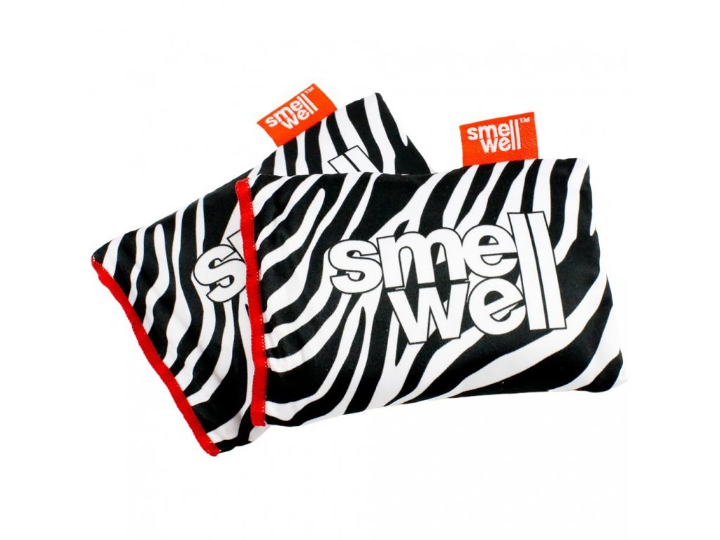 683 smellwell white zebra