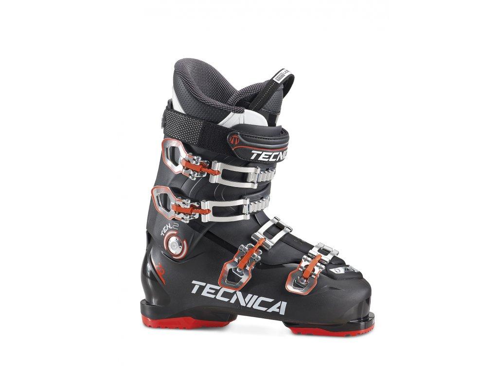 Lyžařské boty Tecnica TEN.2 70 HVL, Black 19/20