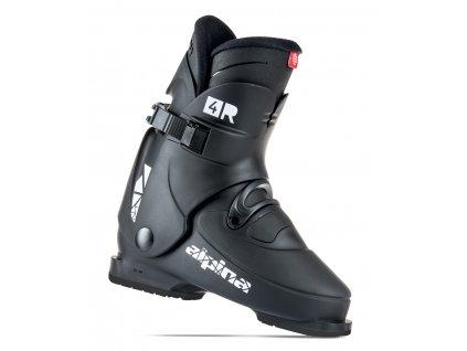 Lyžařské boty Alpina R4.0, black, 20/21