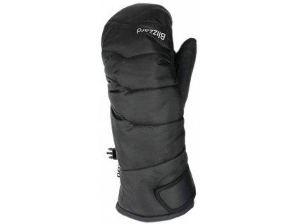 blizzard viva mitten ski gloves black 0