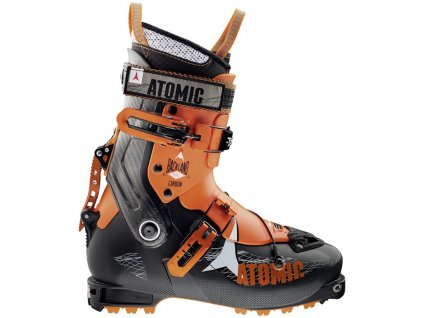 atomic backland carbon alpine touring ski boots 2017 side