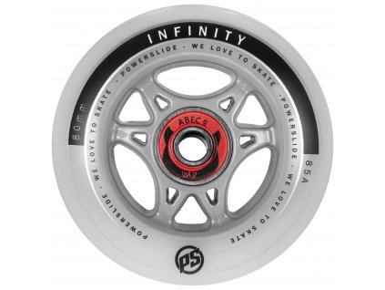 Powerslide Infinity RTR 80mm/85A + ABEC9