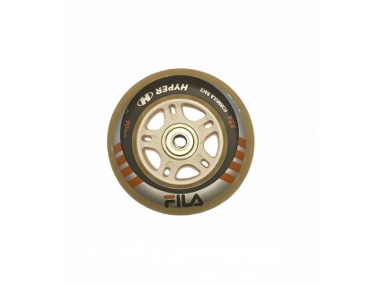 Inline kolečka Fila HYPER 90mm/83A + ABEC7
