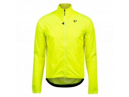 Cyklistická bunda Pearl Izumi BioViz® BARRIER JACKET Yellow/Reflective Triad