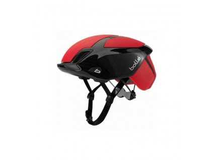 Cyklistická helma Bollé THE ONE ROAD PREMIUM, Red Carbon