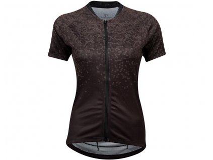Cyklistický dres PEARL iZUMi W Sugar Jersey Black/Phantom Hex