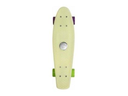 Powerslide Skateboard Choke Juicy Susi Elite Glow in the Dark