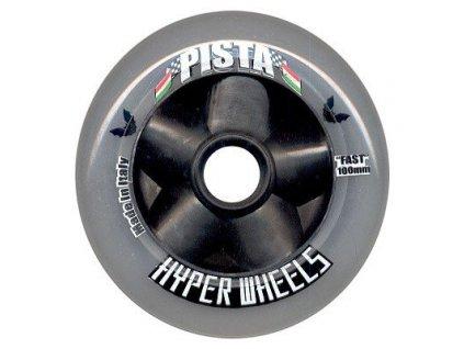 Hyper PISTA FAST 110mm (sada 8 ks) šedá