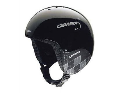 Lyžařská helma Carrera LANCE - black 16/17