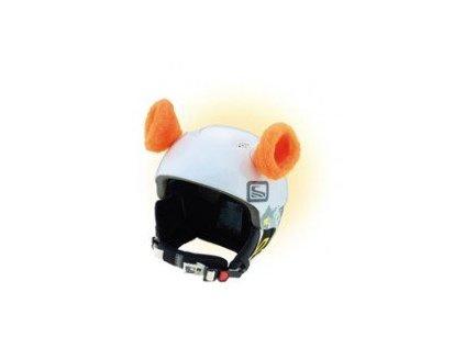 Teplo-uši UŠI ouška oranžová