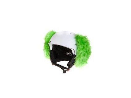 Teplo-uši UŠI Pes zelený