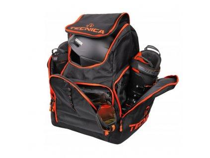 Tecnica FAMILY/TEAM SKIBOOT BACKPACK - black/orange 18/19