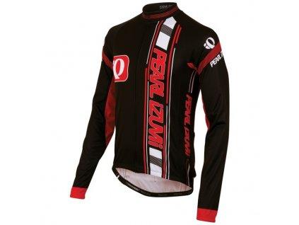 PEARL iZUMi ELITE THERMAL LTD dres - černo/červeno/bílá