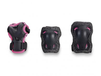 Rollerblade BLADEGEAR JR 3 PACK, Pink