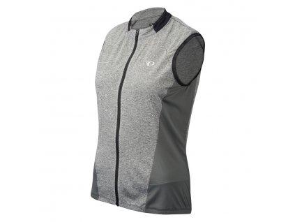 Cyklistický dres PEARL iZUMi SELECT ESCAPE SL W Jersey Grey