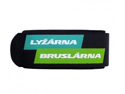 Pásek na lyže LYŽÁRNA - BRUSLÁRNA
