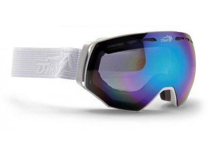 Lyžařské brýle Demon ALPINER - matt white