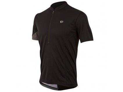 Cyklistický dres PEARL iZUMi JOURNEY TOP dres - černý