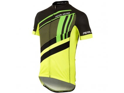 PEARL iZUMi ELITE ESCAPE LTD dres - černo/žlutý