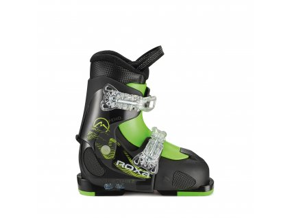 Roxa CHAMELEON 2 BOY- black/black/lime