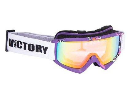 Victory SPV 630 JR. - fialové s potiskem