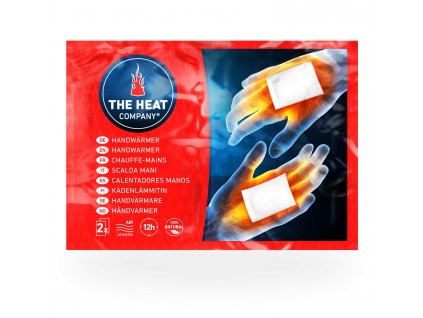 The Heat comp. HAND WARMER (ohřívače rukou)