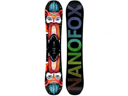 Snowboard Nano FOX
