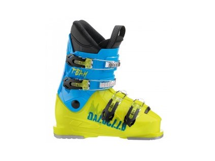Lyžařské boty Dalbello RTL TEAM LTD JR - citron/blue 18/19