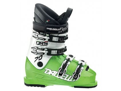 Dalbello DRS SCORPION 70 JR - lime/white 15/16