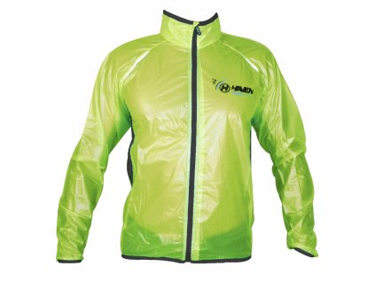 Haven RAINSHIELD JACKET - green/black