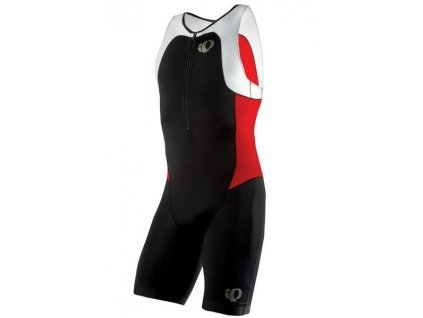 Pearl izumi ELITE TRI IN-R-COOL TRI SUIT - black/red