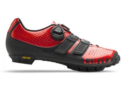Giro W SICA TechLace - bright red/black