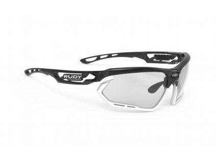 Rudy Project FOTONYX - crystal graphite/photochromatic/bumpers white