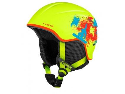relax lyzarska helma twister rh18a4 s 53 56 cm